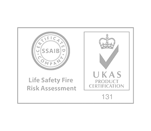 SSAIB Certificated Company Life Safety Fire Risk Assessment