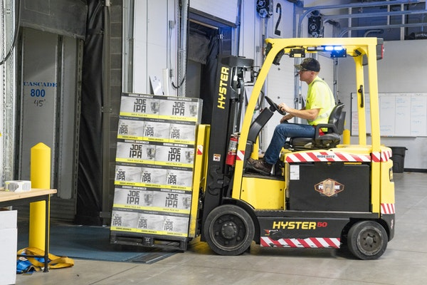 Fork Lift Truck Health and Safety