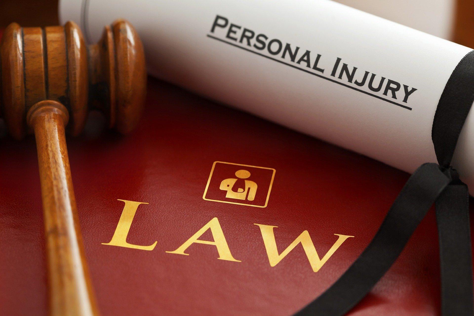 personal injury halfords