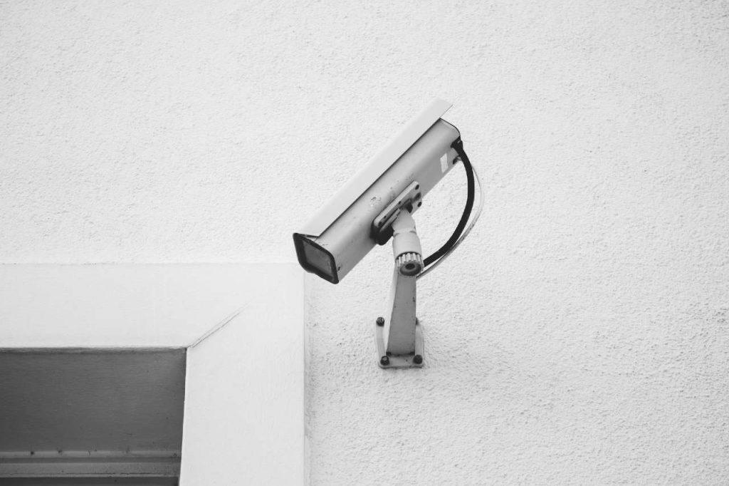 CCTV Camera - employers monitoring employees